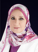 Afnan Rashid Al-Zayani - Member of the Supreme Council for Women
