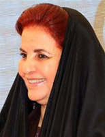 H.R.H Princess Sabeeka Bint Ibrahim Al-Khalifa - President of the Supreme Council for Women