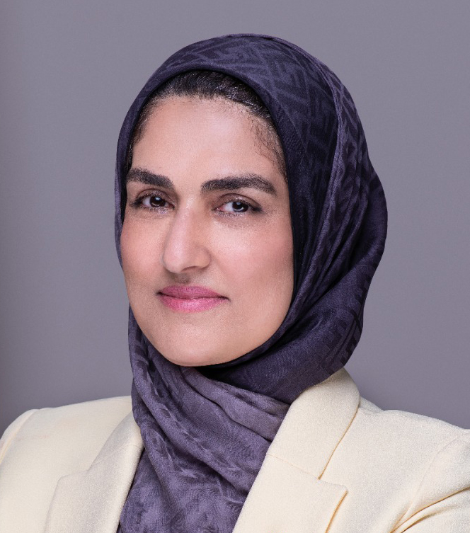 Hala Mohammed Jaber AlAnsari - Secretary-General of the Supreme Council for Women