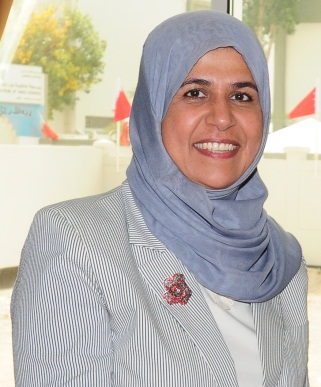 Dr. Fatima Mohammed AlBuloshi - Member of the Supreme Council for Women