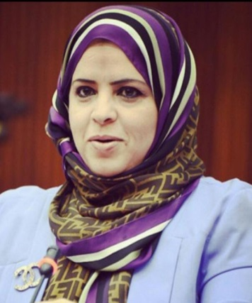 Dalal Jassim Alzayed - Member of the Supreme Council for Women