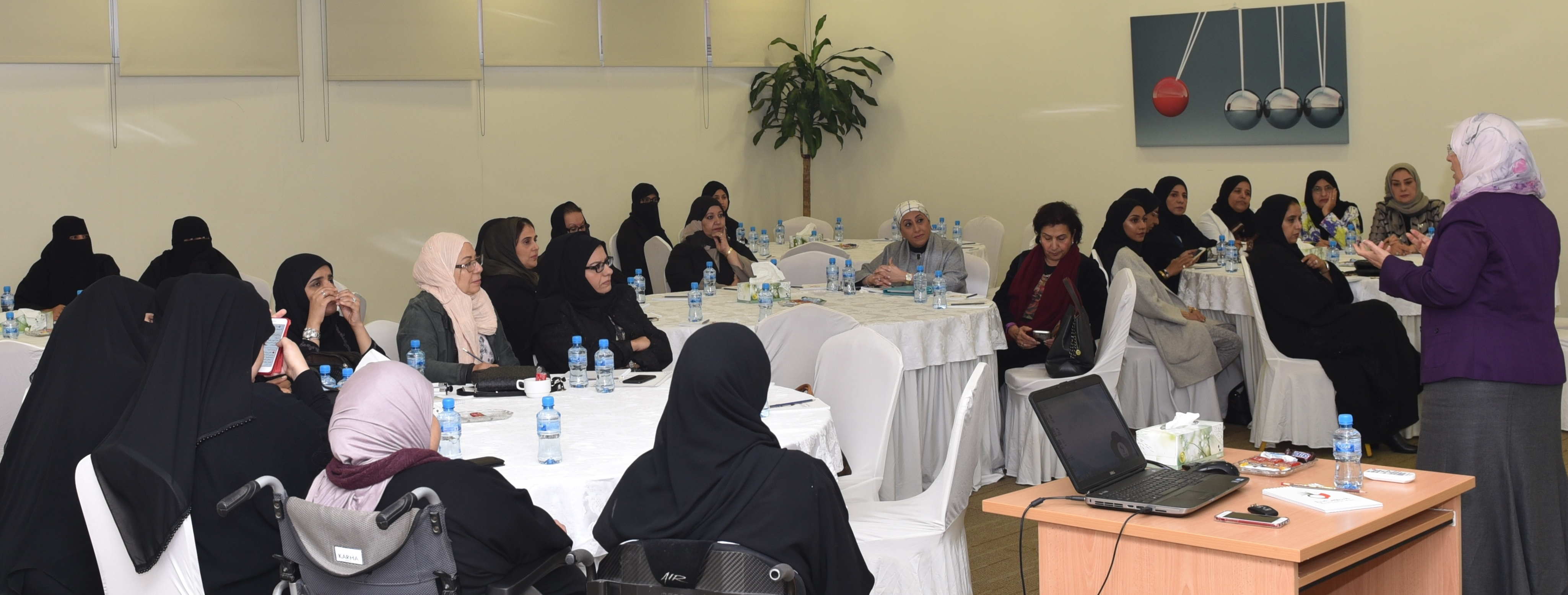 SCW holds training workshop