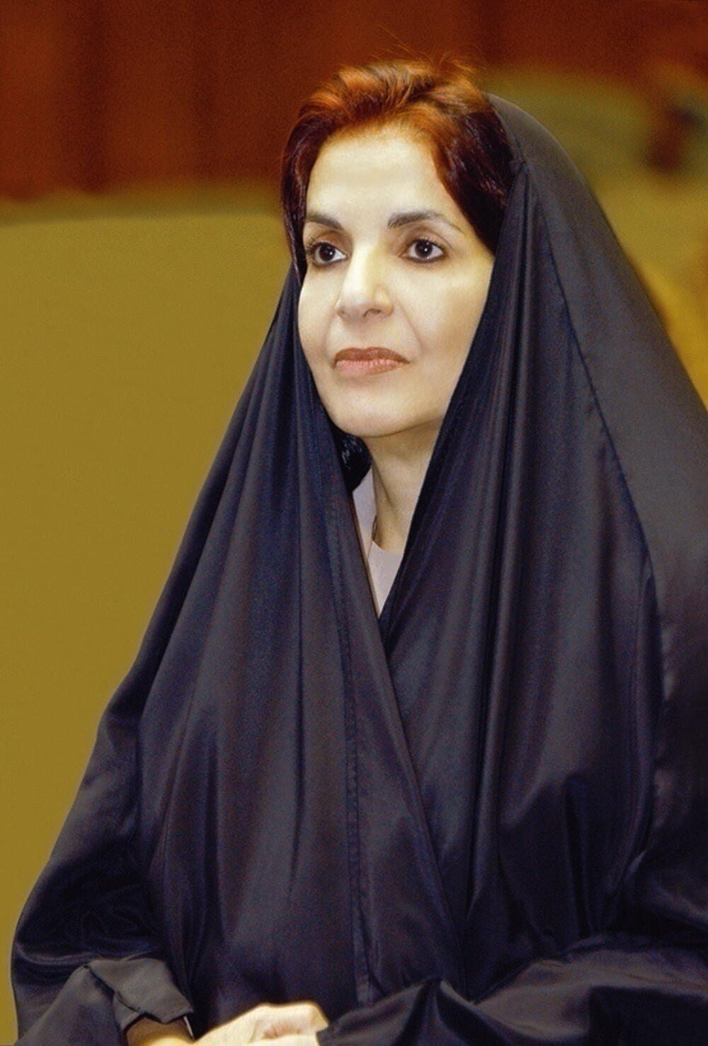 HRH Princess Sabeeka congratulates TRA Chairperson