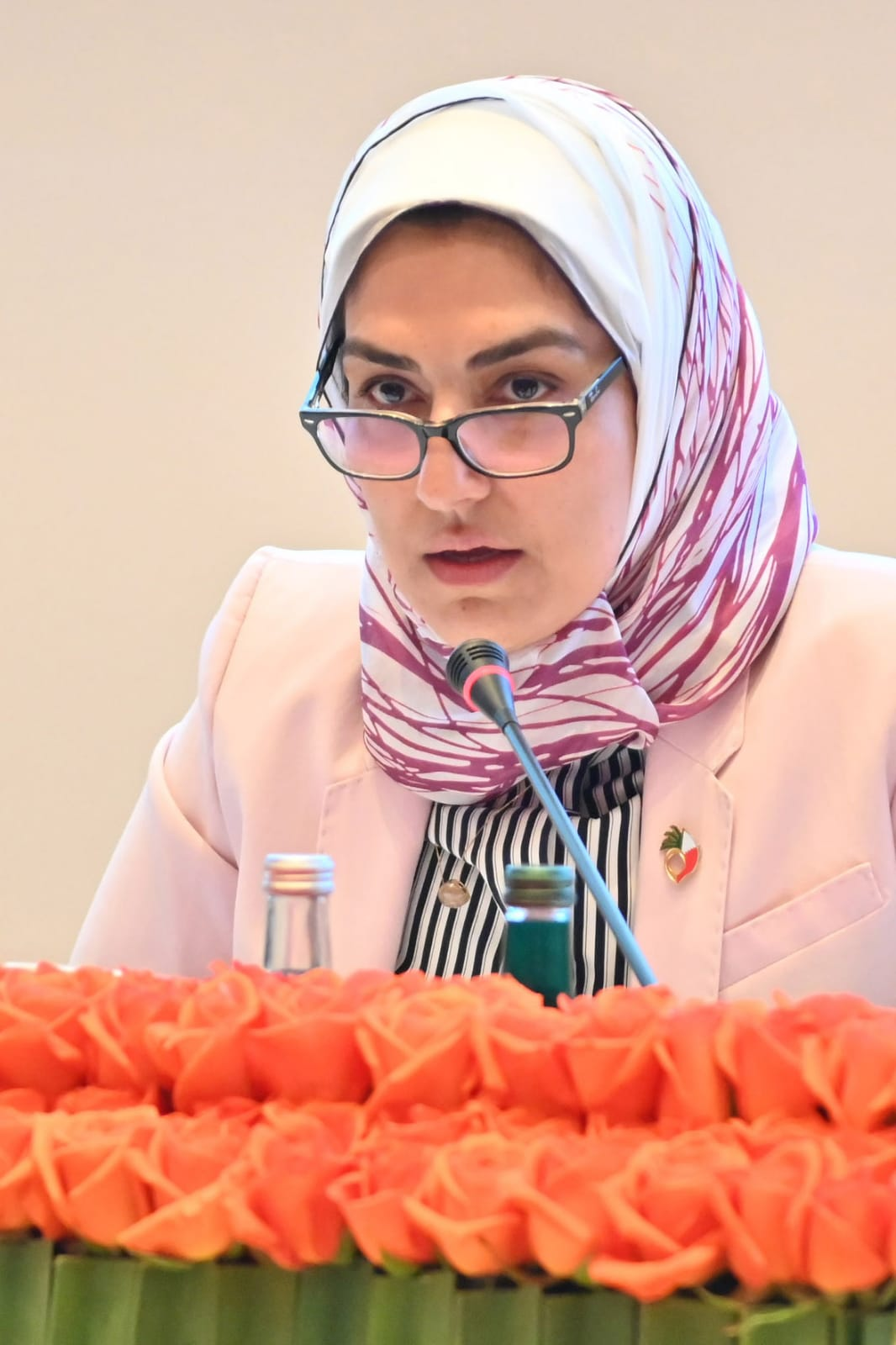l Ansari highlights Bahrain's support for women through COVID-19 and beyond