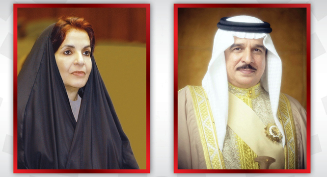 HM King, HRH Princess Sabeeka exchange congratulations on national days