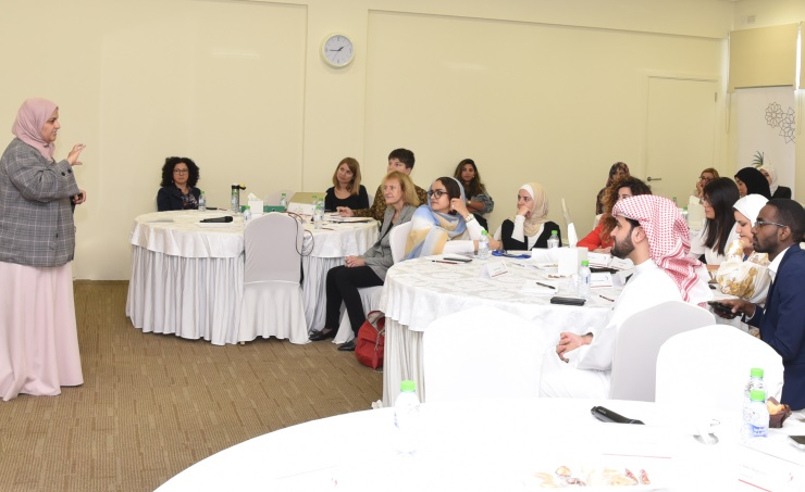 Supreme Council for Women holds training programme