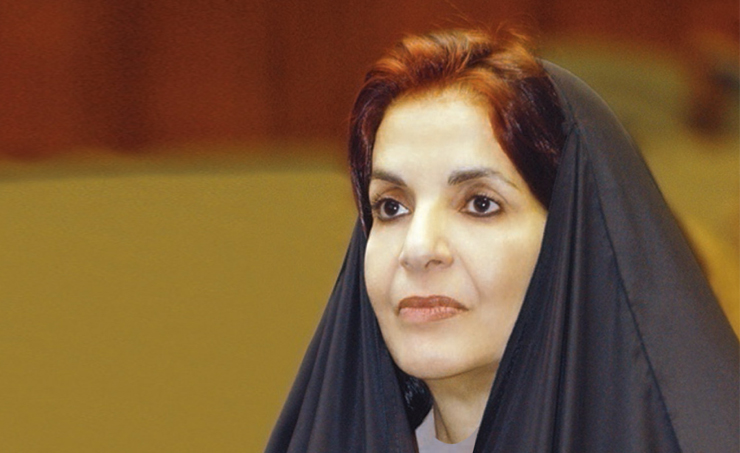 HRH Princess Sabeeka issues edict re-appointing SCW's Vice-President